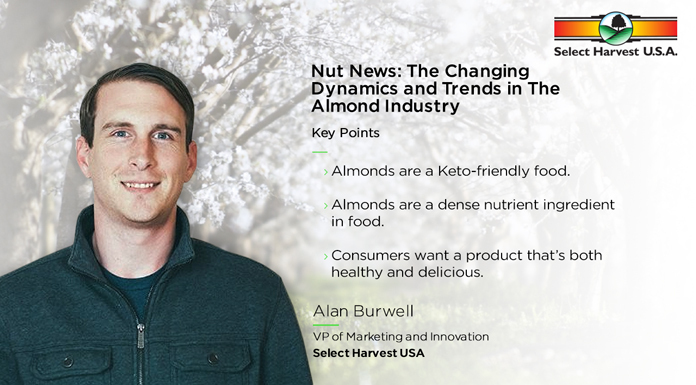 Nut News: The Changing Dynamics and Trends in The Almond Industry
